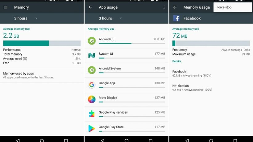 How to free up RAM on Android?